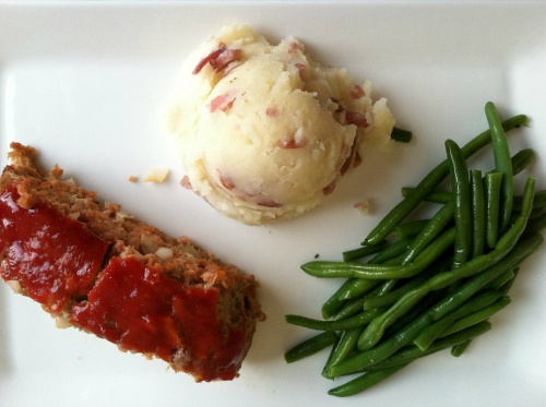 quick turkey meatloaf